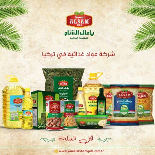 شركة مواد غذائية في تركيا